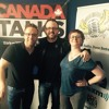 What do @wardandal do when they get @dericruttan in studio? Come up with Country music titles