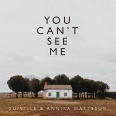 You Can't See Me feat.  Annika Mattsson (BBC Radio 6 Lauren Laverne Show)