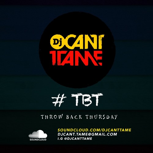 THROWBACK HIP HOP (2000 - 2006) CLEAN by DJ CANT TAME