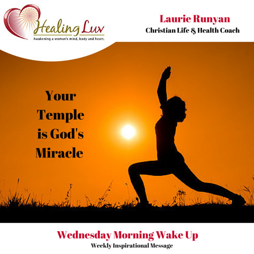 Audio 48 - Your Temple is God's Miracle