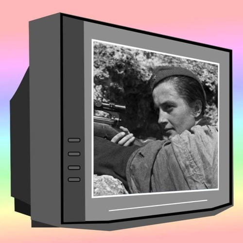 Cool Picture Of An Old Television