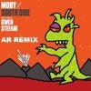 Moby Ft. Gwen Stefani - South Side (AR Live vs Hybrid)