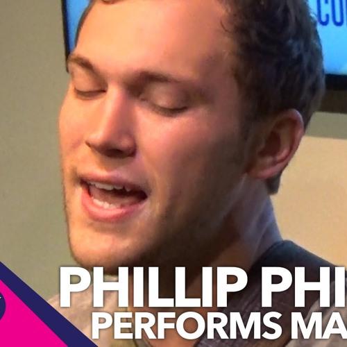 Phillip Phillips - Magnetic (at Star 107.9 june/2016)