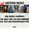 Jami Rogers: 'This great role has been diminished': Critics, race and Shakespearean theatre