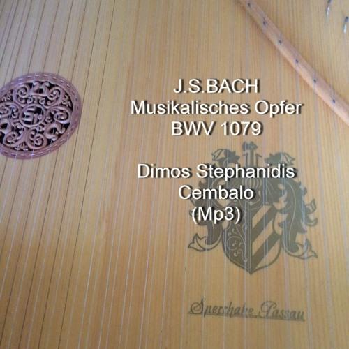 2.Canon a 2 cancrizans, BWV 1079