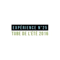 Expérience n°25 - Le tube de l'été 2016 feat Clara Doxal