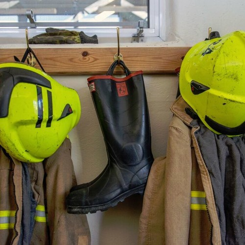 102 East Leeds FM, A Day In The Life of a Fire Fighter
