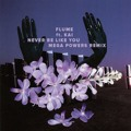 Flume Never Be Like You Ft. Kai (Mega Powers Remix) Artwork