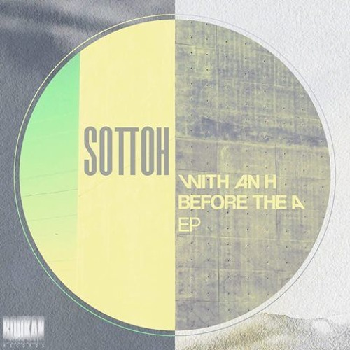 BKR 003 : SOTTOH - with an H before the A