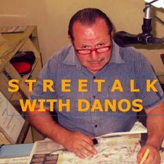 LJ Kendall The Leeth Dossier StreetTalk interview with Danos 23 June 16