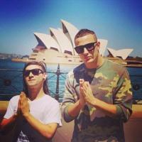 DJ Snake & Skrillex - Pizza Crew