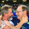 Martin O'Neill on the story behind that man hug!