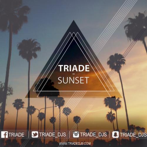 TRIADE - Sunset (Original Mix)[FREE DOWNLOAD]