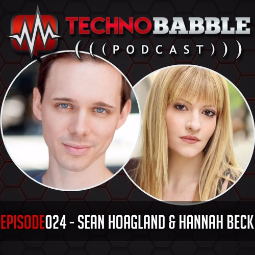 Episode 024 - Sean Hoagland and Hannah Beck