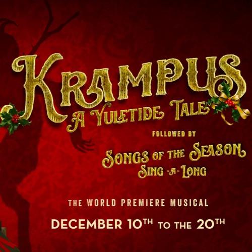 KRAMPUS - A Yuletide Tale  [2015 Demos]
