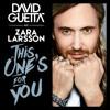 DAVID GUETTA FT. ZARA LARSSON - THIS ONE'S 4 U ALBANIA [ DJ NICK REMIX ]