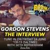 Gordon Stevens On 2oceansvibe Radio