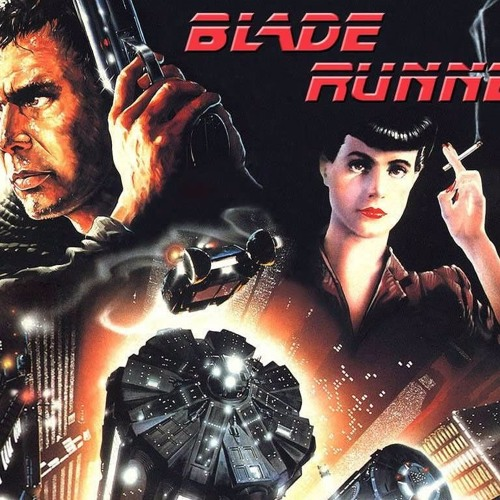 Blade Runner end titles -Cover-