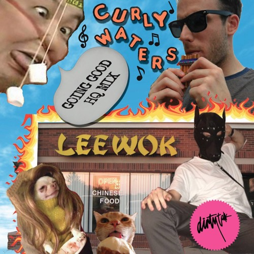 GGHQ Mix #23 : Leewok And Curly Waters - The Long & Complicated Melting Column (Dirty Talk, Bristol)