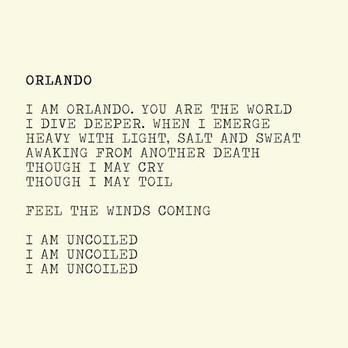 Alejandra Ribera - Orlando
