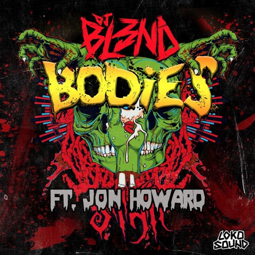 DJ BL3ND feat. John Howard - Bodies (Original Mix)