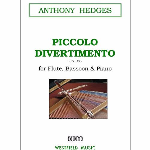 Piccolo Divertimento for Flute, Bassoon, Piano.