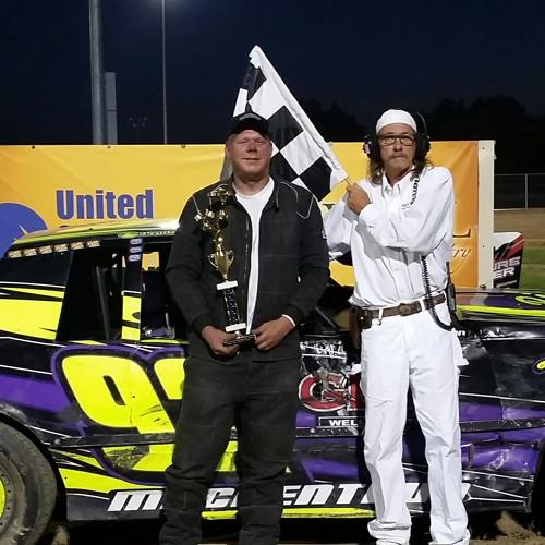 Dan Mackenthun IMCA Stock Car Winner at Princeton Speedway