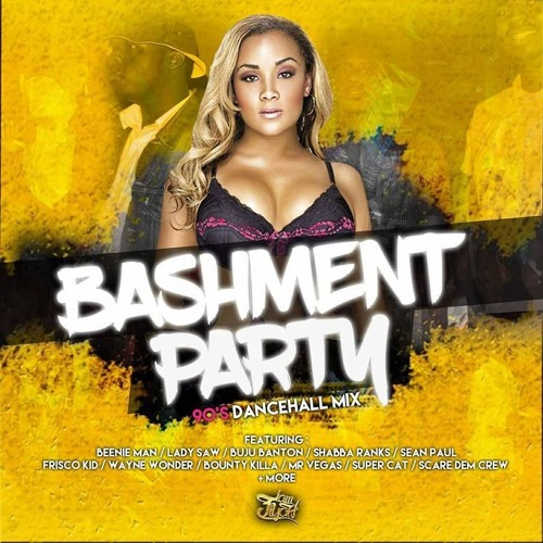DJ FIYAHKIDD - BASHMENT PARTY 90S DANCEHALL MIX by RGS