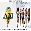 BTS Vs. Fifth Harmony - Fire Vs. Worth It (Alexander Abraham Mashup) [FREE DOWNLOAD]