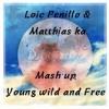 MASH UP Darkside A1 Nicolas Jarr Young Wild And Free L Penillo Matthias Ka
