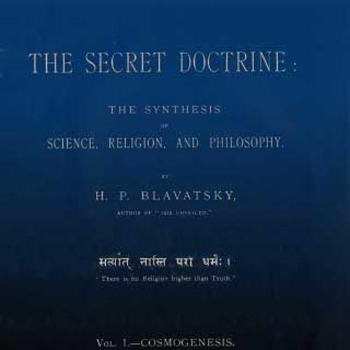 Secret Doctrine I Class