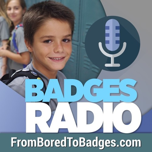 Badges Radio Episode 3 at ISTE 2016