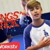 cheerleader- Johnny Orlando [Lyrics On Video]
