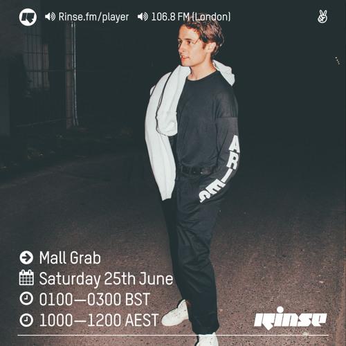 Rinse FM Podcast - Mall Grab - 25th June 2016