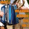 MIX BANDA ALTERADO 2016 (VOL3) Portada del disco
