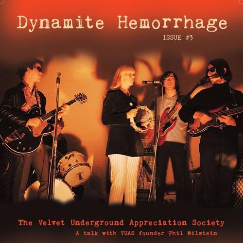 FFFoxy Podcast #81: Dynamite Hemorrhage feature