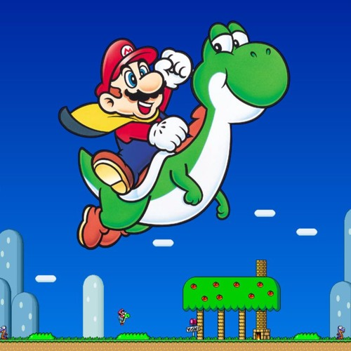 Episode 40: Super Mario World ft. Jeff Rubin