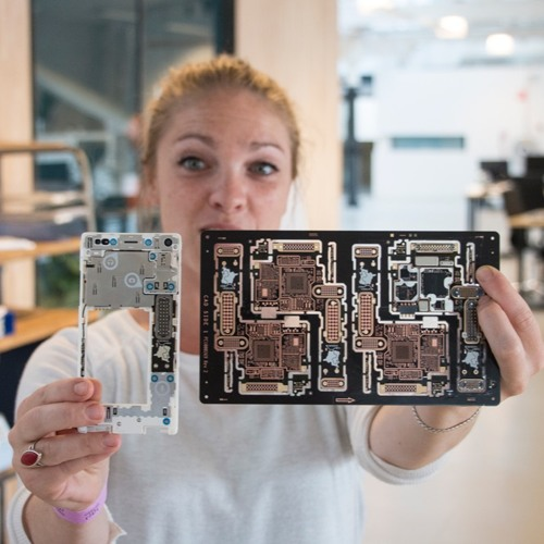 #24 From ethics campaigner to viable smartphone business, meet Fairphone