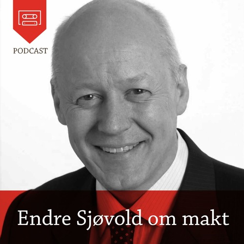 Endre Sjøvold om makt - Podcast fra Universitetsforlaget