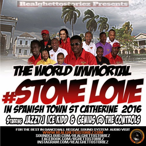 Baixar STONE LOVE IN SPANISH TOWN 2016