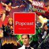 DC's Cinematic Future, Darth Vader's Return & Marvel Vs Capcom 3 - Pens & Pixels Popcast Episode 031