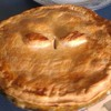 The giggling gourmet Jenny Morris on chicken and mushroom pie