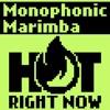 Monophonic Marimba