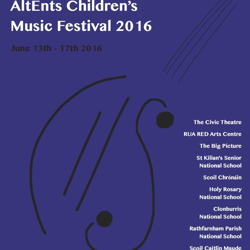 AltEnts Children's Music Festival 2016 - School Choir Recordings