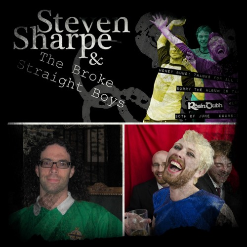Arts & Ents #11 - Kernan Andrews meets Steven Sharpe