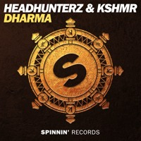 Headhunterz & KSHMR - Dharma (OUT NOW) Artwork