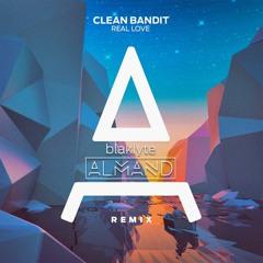 Clean Bandit & Jess Glynne - Real Love (Blaklyte & ALMAND Remix)
