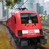 A Train Scenery