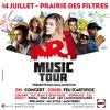 PowerIntro NRJ Music Tour Toulouse
