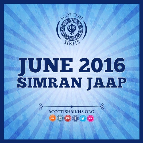 June 2016 Simran Jaap Edinburgh